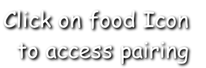 Click on food Icon to access pairing